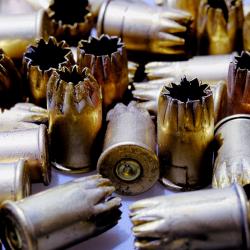 Schreckschuss,- und Signalmunition P1